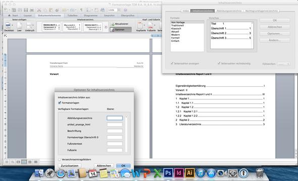 Füllzeichen Einfügen Mac Word Apple Office Inhaltsangabe