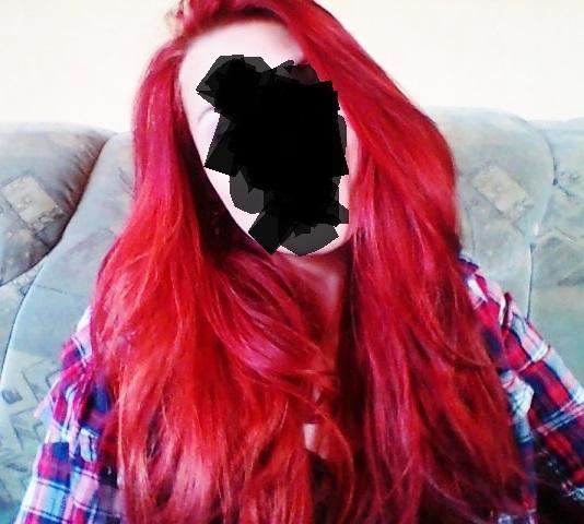 knallig*-* - (Haare, färben)