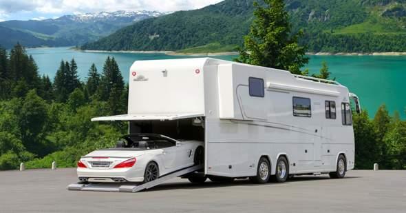 Für was braucht man so einen Wohnwagen?
