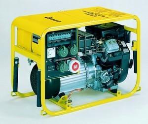 Für was steht das BSKA beim Stromerzeuger z.B. BSKA-8