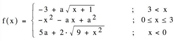 Aufgabe - (Mathe, Mathematik, Funktion)