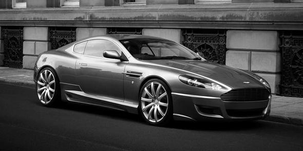 Aston Martin DB9 - (Auto, Gesellschaft, Oldtimer)