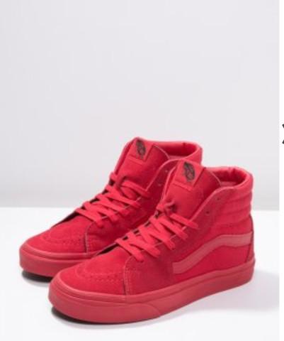 Rot - (Schuhe, Farbe)