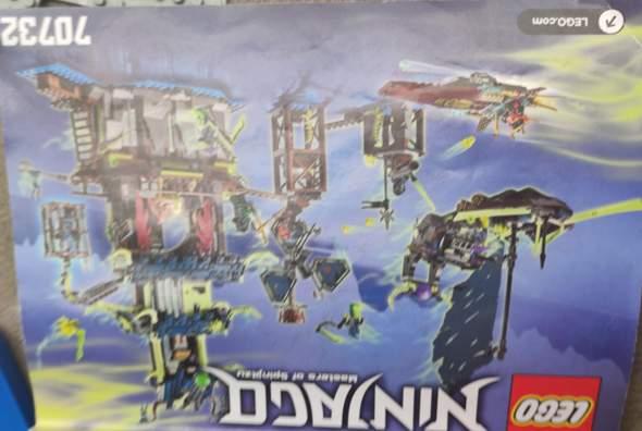 Für wie viel sollte ich dieses lego set verkaufen 70732?