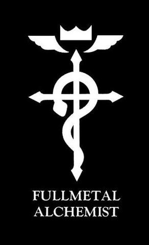FMA Symbol - (Anime, Serie, Manga)