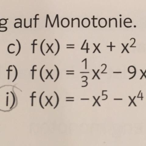 Aufgabe i - (Schule, Mathe, Mathematik)