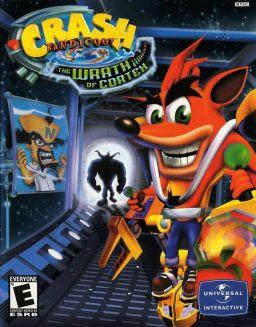 Crash bandicoot and the wrath of cortex - (Download, PS2, ISO)