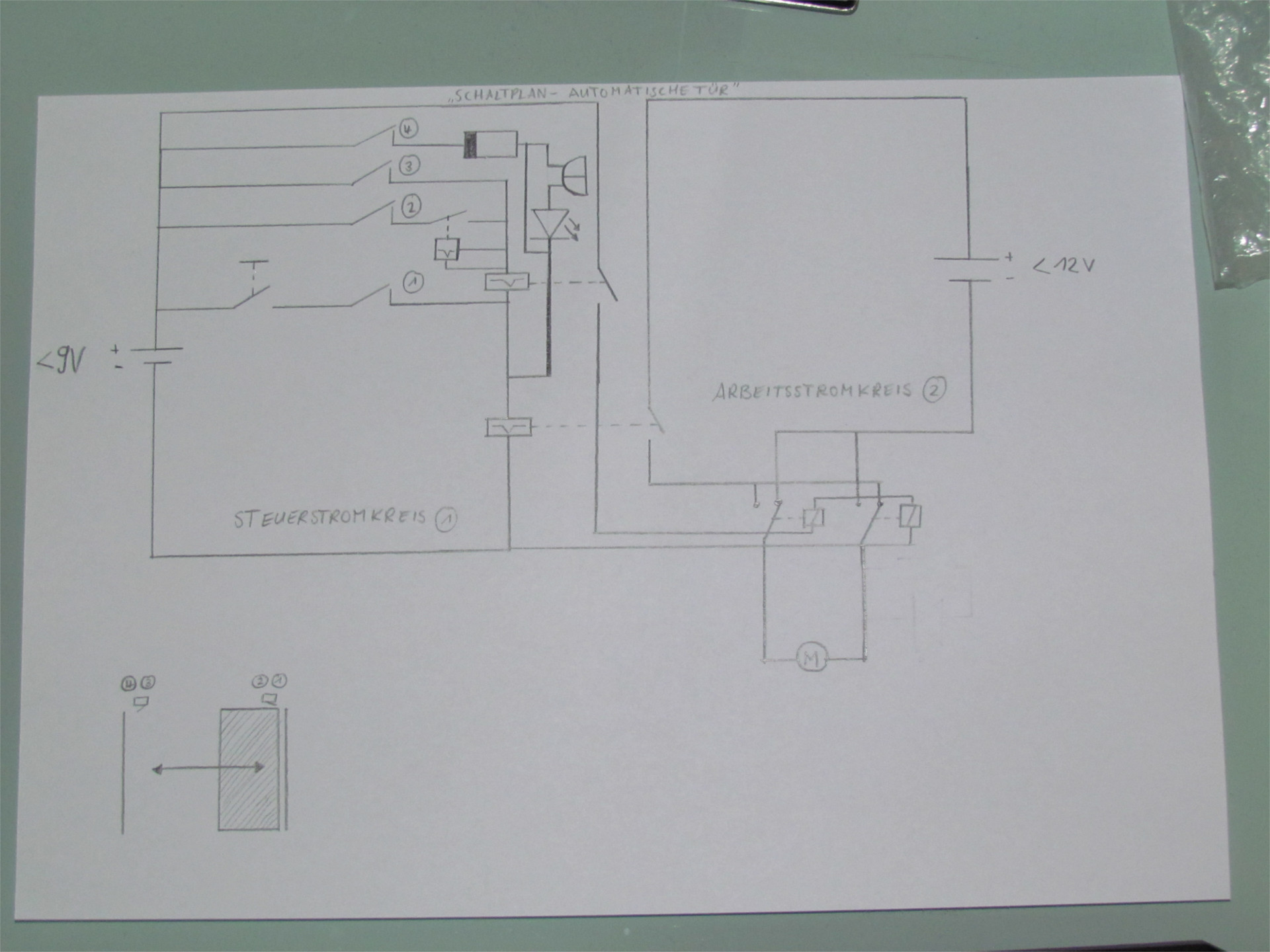 Funktioniert dieser Schaltplan? (Computer, Physik, Elektronik)
