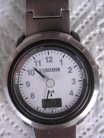 Uhr Eurochron - (Freizeit, Beauty, Uhr)