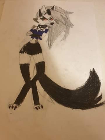 Furry gezeichnet ist das so okay?