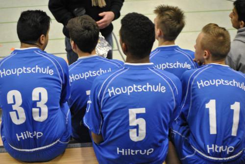 Hauptschüler trikots  - (Fußball, Shirt)