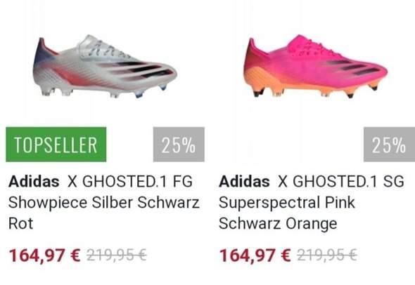 Fußball Schuhe. Was ist der Unterschied zwischen FG UND SG?