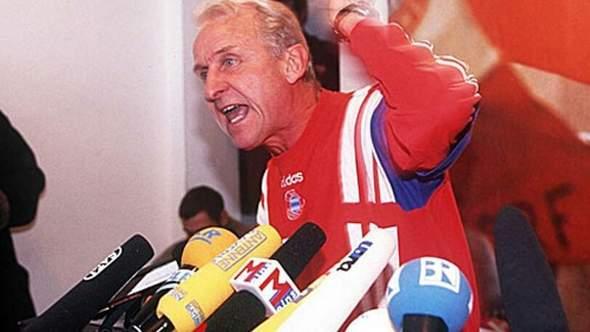 Fussball Trainer Giovanni Trappattoni unvergesslich?