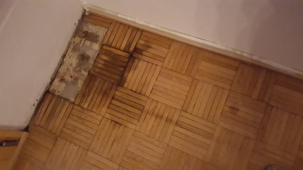 der Fußboden  - (Schimmel, Fussboden)