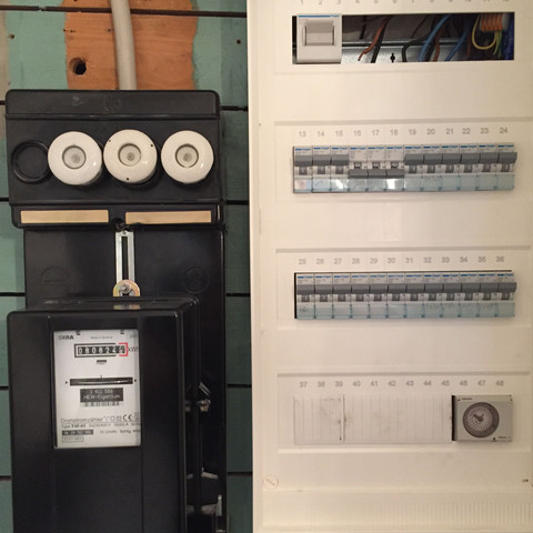 Sicherung  - (Elektronik, Haus, Heizung)