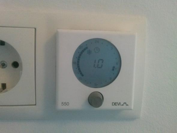fussbodenheizung thermostat abstellen wie geht das haus. Black Bedroom Furniture Sets. Home Design Ideas