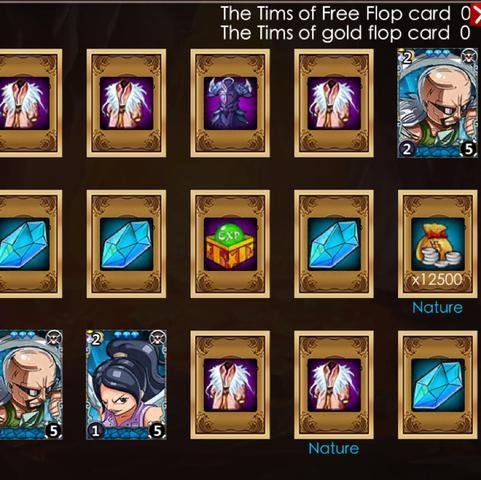 Ich bin nicht der Typ in blau (also der Name unter dem Bild) - (App, reward, Fuzion Pirates )