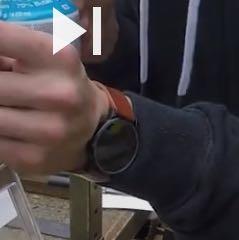 Die Uhr - (Uhr, Model, Fynn Kliemann)
