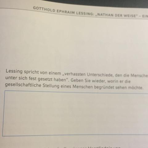 Die Aufgabe (1a)  - (Schule, deutsch, Literatur)