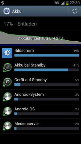 Cpu-Stand - (Samsung, Akku, cpu)