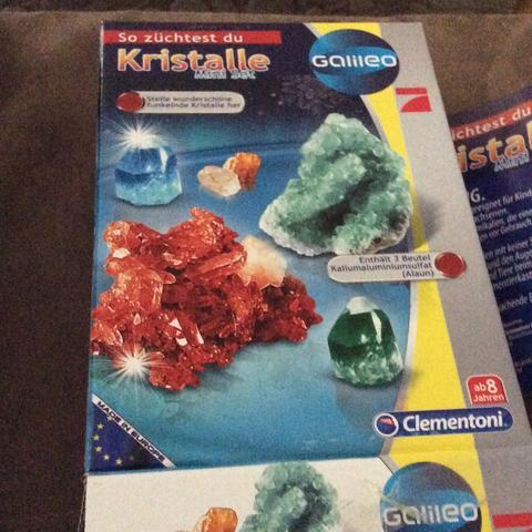 Bild  - (Experiment, Galileo, Kristall)