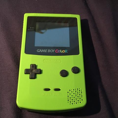 Game Boy Color Tipps?