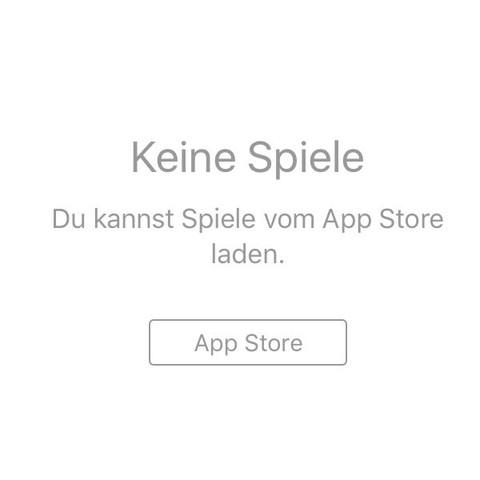 1. Meldung - (iPhone, iPad, ios)