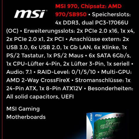 Motherboard - (PC, GTA V, Gamer)
