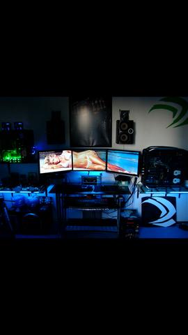 Zockerzimmer gestalten  Gamer Zimmer wie gestalten (1500€ zur Verfügung reichtdas ...