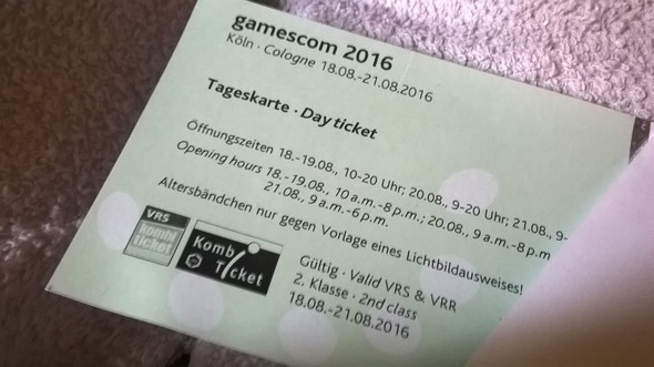 daaaaa - (Games, Ticket)
