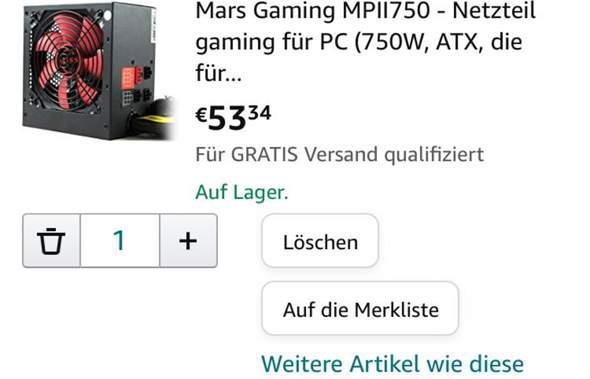 Gaming Pc Konfiguration für viele FPS?