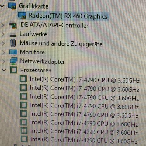 Prozessor und Grafikkarte  - (Computer, Technik, Gaming)