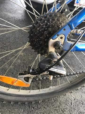- (Technik, Technologie, Fahrrad)