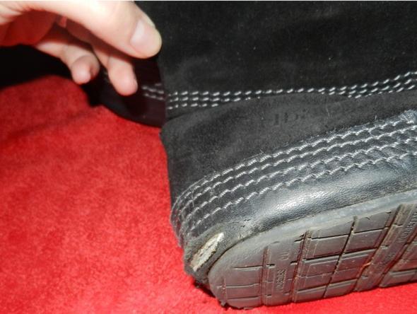 Zalando schuhe nach einmal tragen kaputt
