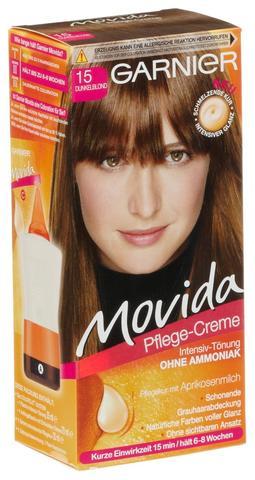 Movida von Garnier Dunkelblond  - (Haare, Friseur, Haarfarbe)