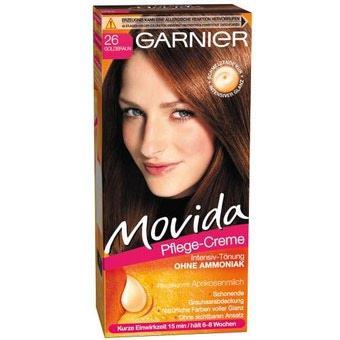 Garnier Movida Goldbraun! (Haare, Beauty, Tönung)