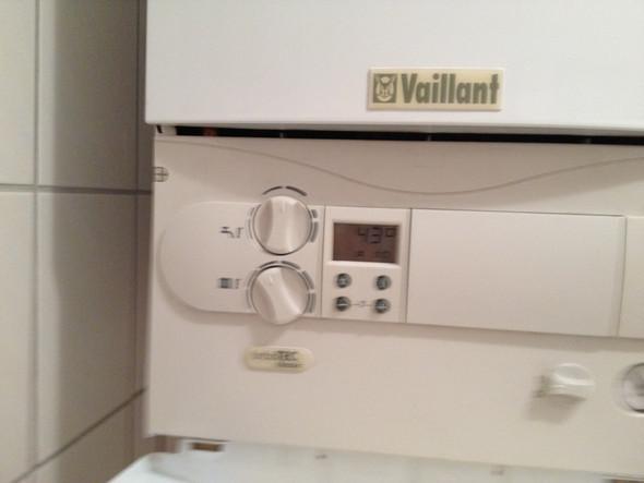 Favorit Gastherme vcw 195/3-c-h richtig einstellen ? (Energie, Heizung) ME03