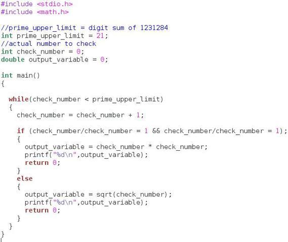 Coding! Wo ist der Fehler? - (programmieren, Error, GC)