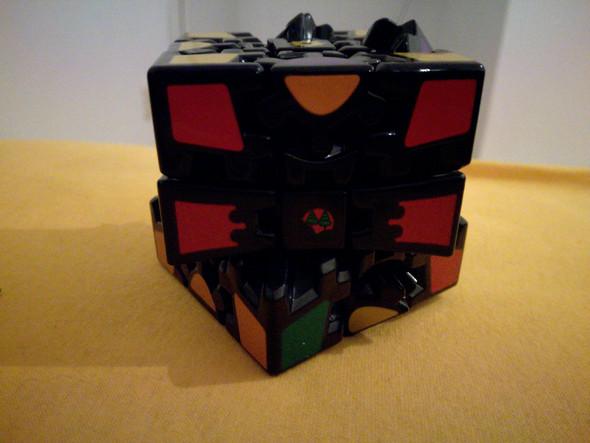 Gear Cube lösen?