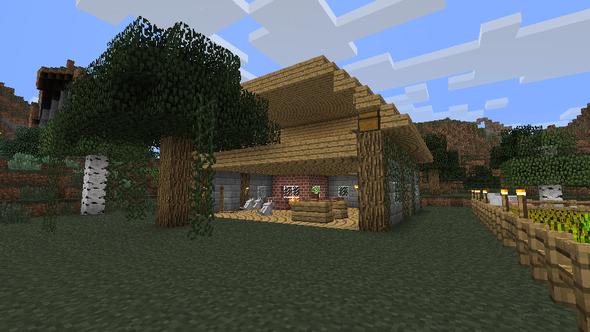 Gebäude Verschwinden In Minecraft Singleplayer - Minecraft hauser kopieren