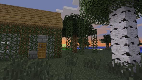 Gebäude Verschwinden In Minecraft Singleplayer - Minecraft mittelalter haus command