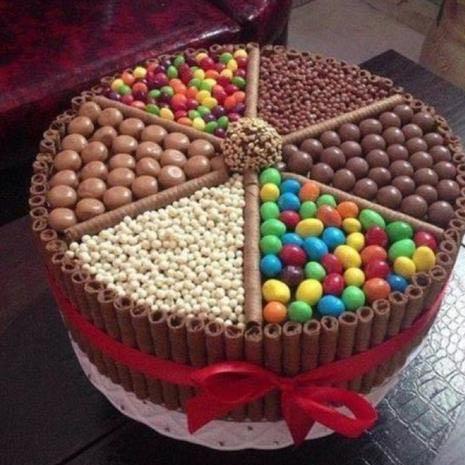 + Diese Torte (Geschenk, Geburtstag, Beste Freundin)