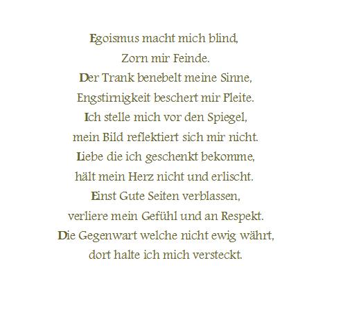 Gedicht   (Familie, Geburtstag, Gedicht)