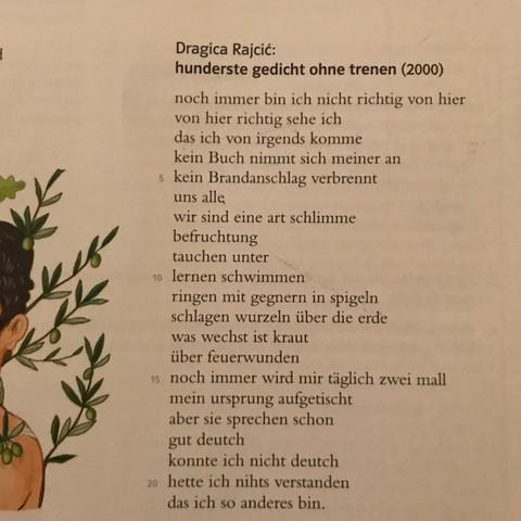 Gedichte deutsch lk