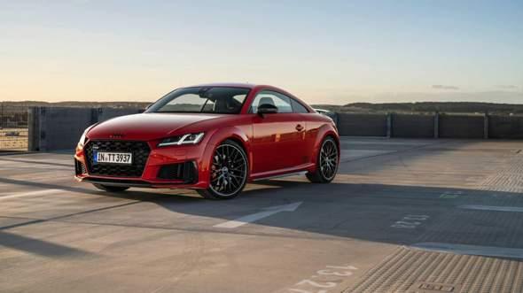 Do you like the Audi TT?