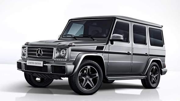 Gefällt euch die G-Klasse von Mercedes?