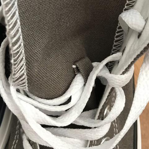 Gefälschte Converse oder nicht? (Mode, Kleidung, Schuhe)