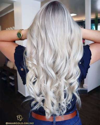 Gefärbte Haare Färben