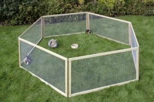 gehege selber bauen kaninchen freilaufgehege. Black Bedroom Furniture Sets. Home Design Ideas