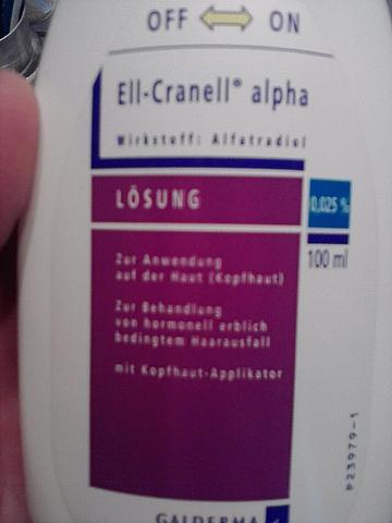 ell cranell alpha - (Haare, Körper, Aussehen)